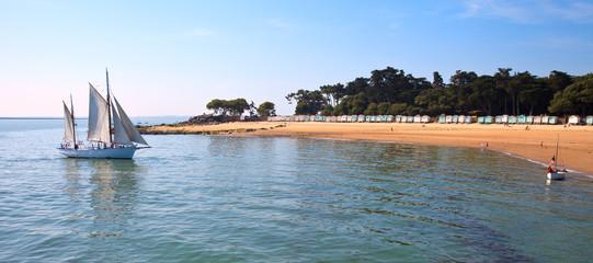 France > Noirmoutier > Bois de la Chaise > Bateau