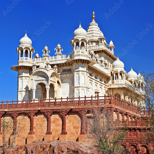 Jaswant Thada temple, Jodhpur - India