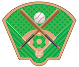 baseball vector illustration
