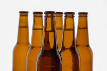 Formation of beer bottles