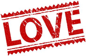 stempel stamp love