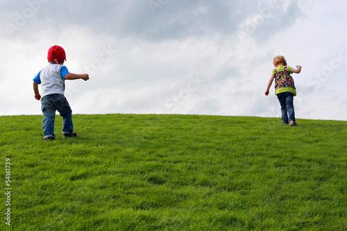 Leinwanddruck Bild Kinder
