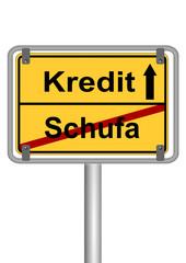 Kredit vs Schufa