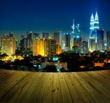Fototapety Kuala Lumpur Malaysia.