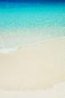 前浜ビーチの波打ち際