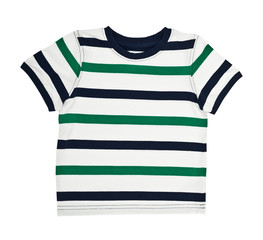 striped children's t-shirt