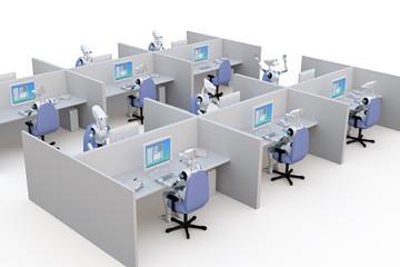 Office Robots