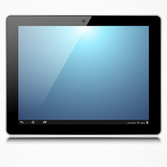 The new wide blue tablet