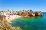 Carvoeiro in der Algarve, Portugal