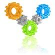Getriebe - Teamwork