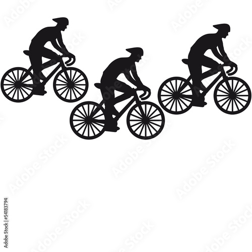 X-Bike Bicycle Racing Design