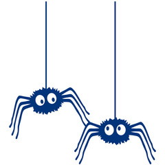 Funny Spiders