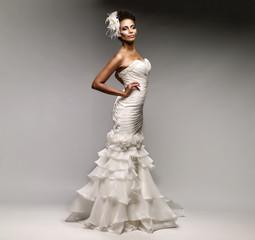 African-American bride