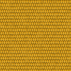 Seamless Orange rhombus background