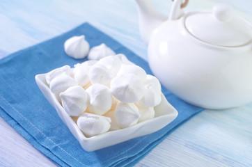 meringue shells