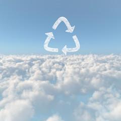 雲海とリサイクル