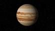 Jupiter Rotating Seamless Loop