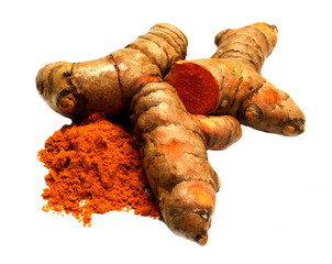 herbal turmeric & turmeric powder