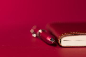 手帳とオールペン