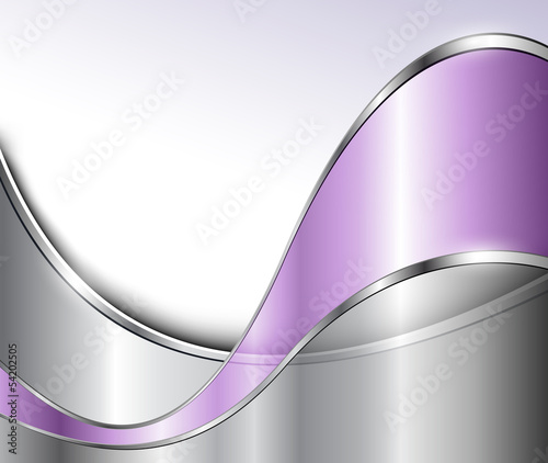 Abstract background elegant waves