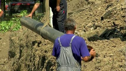 Heating Pipeline