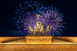 Berlin, Silvester, Feuerwerk