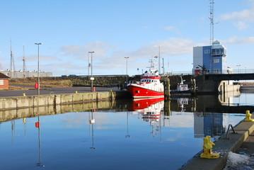 Hafen SAR