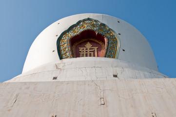 Bai Ta (White Pagoda, White Dagoba) stupa, Beihai Park, Beijing