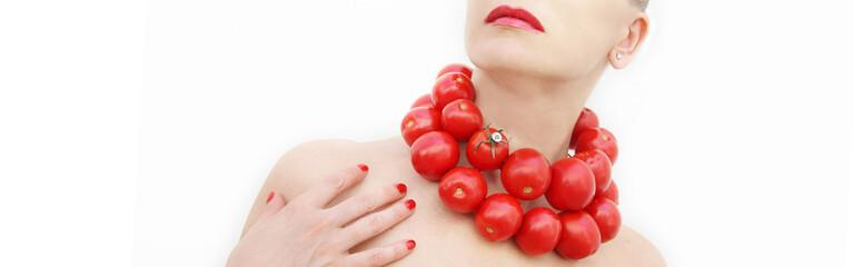 Collana di Pomodori