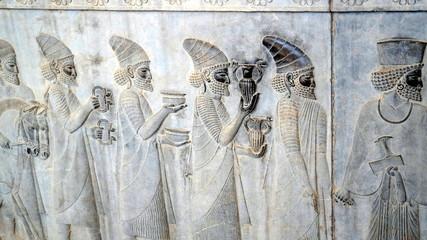 bassorilievo a Persepoli