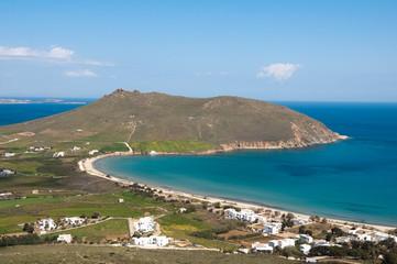 Paros island (Greece)
