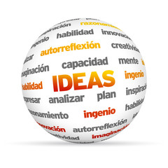 Ideas Sphere (In Spanish)