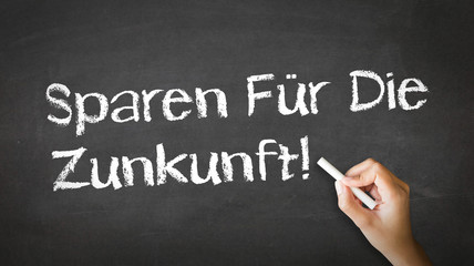 Save For Your Future (In German)