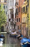 Boats in Venice