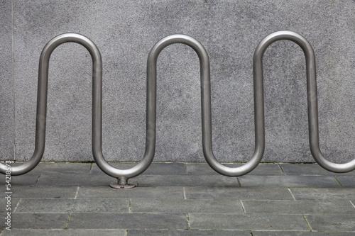 bike parking racks - 54218573