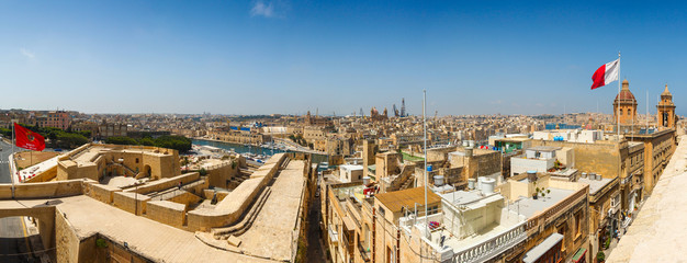View from the Vittoriosa