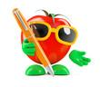 Tomato has a pen
