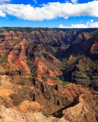 Waimea Canyon in Kauai