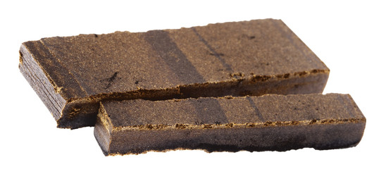 Two Pieces of Hashish