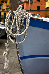 rope manarola