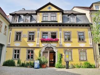 Musäushaus in Weimar