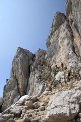Au sommet de la Tournette, Haute-Savoie