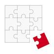 Puzzle - passt nicht !