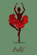 Ilustracja tancerz