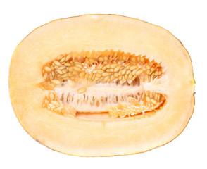 Half melon.