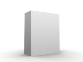 Software box blank