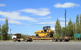 Transportation of Heavy Machinery