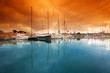 Fototapeta Katalonia - Kolor - Port