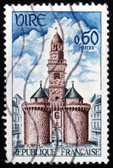 Vire Stamp