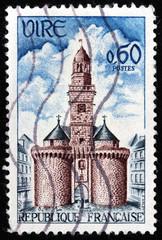 Vire Stamp
